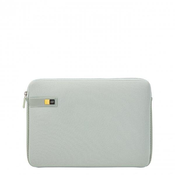 """Case Logic Laps Laptop Sleeve 14"""" aqua gray Laptopsleeve"""