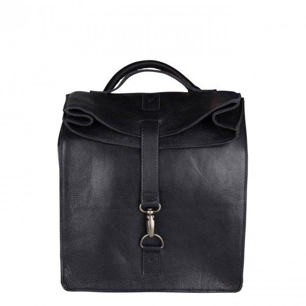 """Cowboysbag Caledon 13"""" Backpack black backpack"""