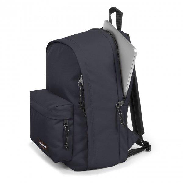 Eastpak Back to Work Rugzak midnight backpack van Nylon