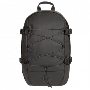 Eastpak Borys Rugzak surfaced black backpack