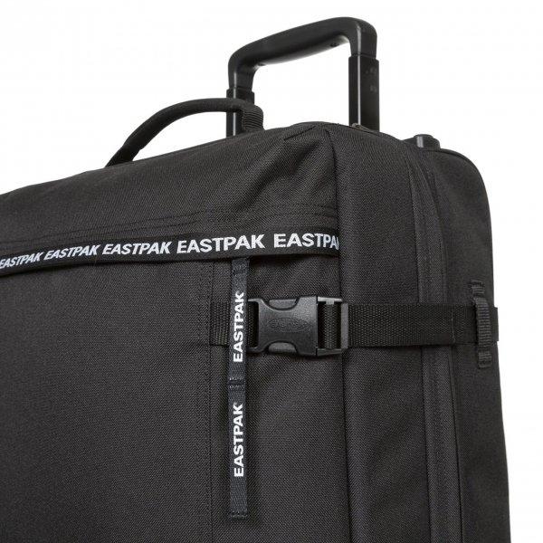 Eastpak Trans4 Trolley S bold puller black Zachte koffer van Polyester