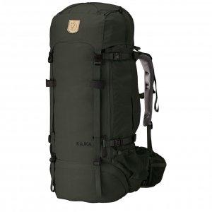 Fjallraven Kajka 65 forest green backpack