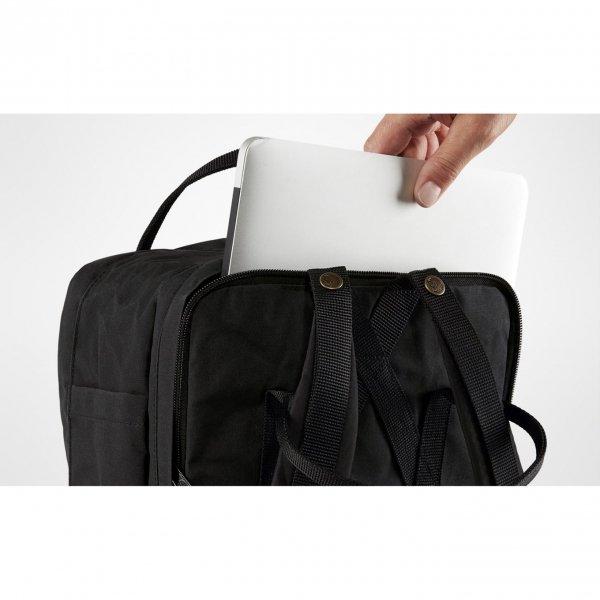 """Fjallraven Kanken Laptop 13"""" Rugzak fog backpack van Vinylon"""