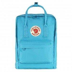 Fjallraven Kanken Rugzak deep turqoise backpack