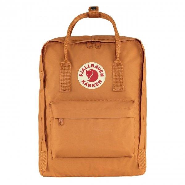 Fjallraven Kanken Rugzak spicy orange backpack