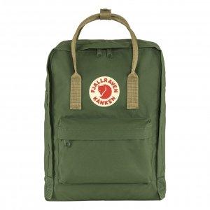 Fjallraven Kanken Rugzak spruce green/gray backpack