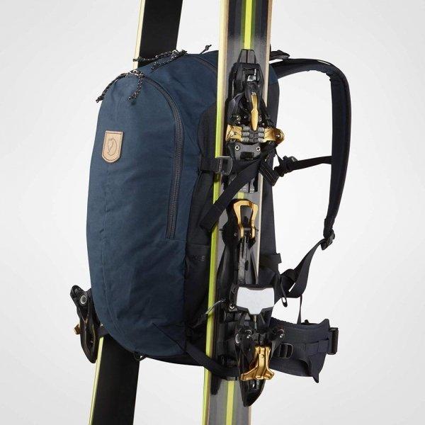 Fjallraven Keb Hike 30 storm-dark navy backpack van Polyester