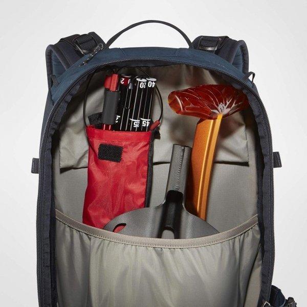 Fjallraven Keb Hike 30 storm-dark navy backpack