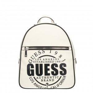 Guess Kalipso Large Backpack white multi Damestas