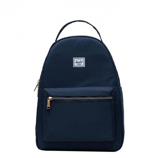 Herschel Supply Co. Nova Mid-Volume Rugzak navy backpack
