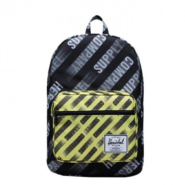 Herschel Supply Co. Pop Quiz Rugzakhsc motion black/highlight backpack
