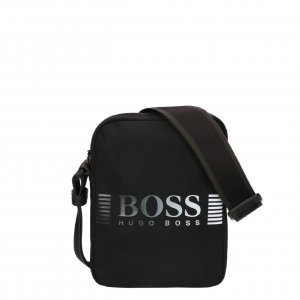 Hugo Boss Pixel Mini Zip black Herentas