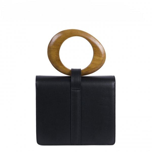 Inyati Abbey Top Handle Bag black Damestas