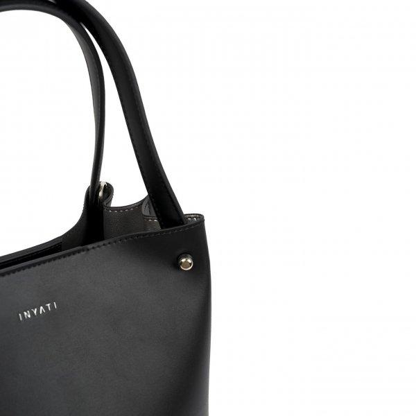 Inyati Florence Handbag black Damestas van