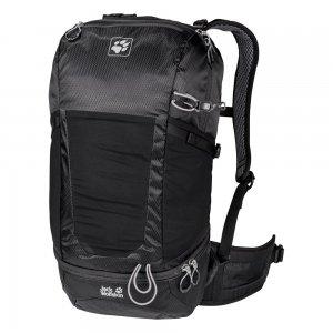 Jack Wolfskin Kingston 22 Pack black backpack