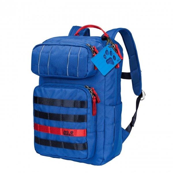 Jack Wolfskin Little TRT Rugzak coastal blue backpack