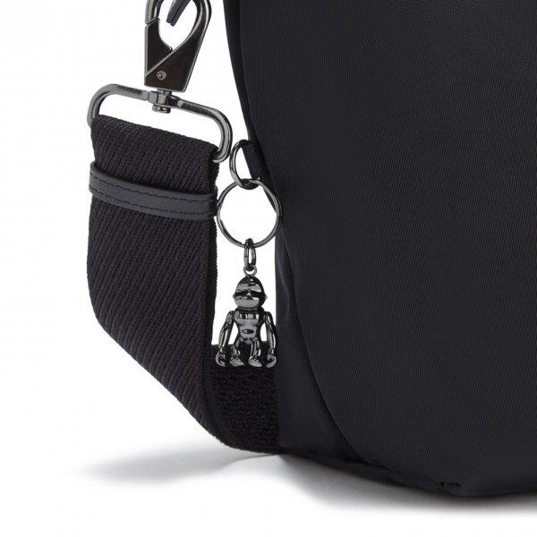 Kipling Kala Mini Handtas rich black van Polyester