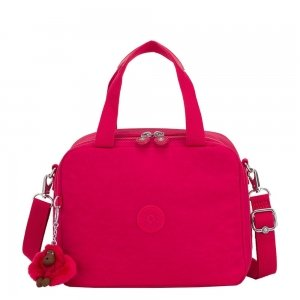 Kipling Miyo Schooltas true pink