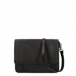 Legend Anzio Snake Bag black Damestas