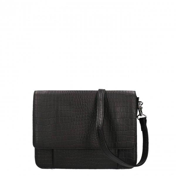 Legend Anzio Snake Bag black Damestas