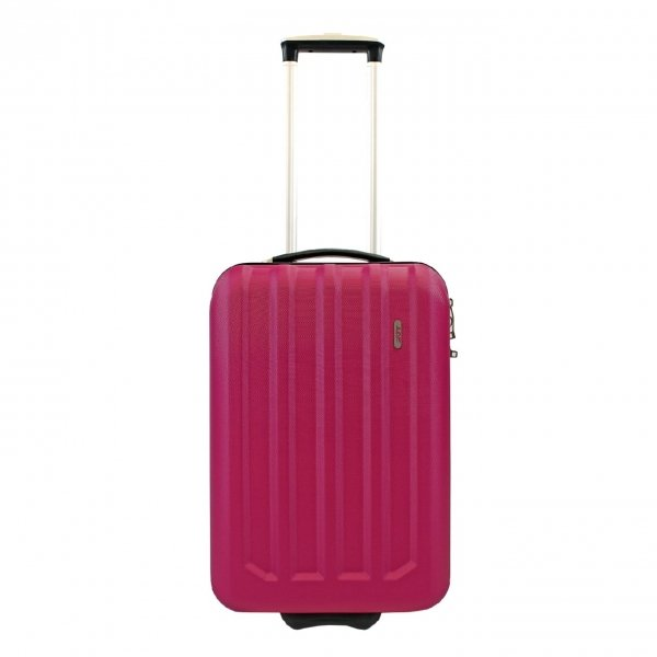 Line Fuse Trolley S pink Harde Koffer