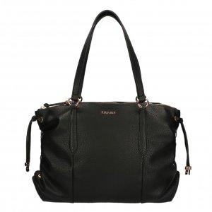 Liu Jo Armonica Shopping Bag nero Damestas