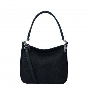 LouLou Essentials Bag Sugar Snake black Damestas