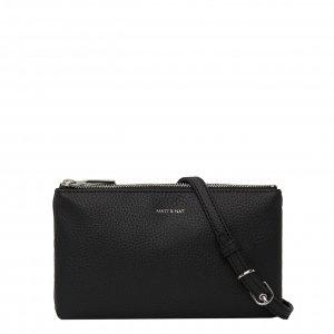 Matt & Nat Purity Crossbody Bag black II Damestas