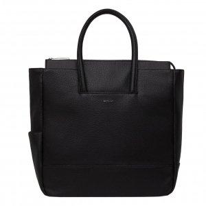 Matt & Nat Purity Diaper Bag black Damestas