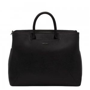 Matt & Nat Vintage Satchel Bag black