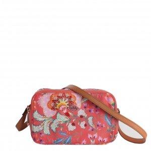 Oilily Aqua Sits Purse Shoulder Bag hot coral Damestas