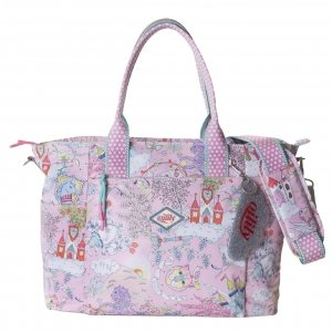 Oilily Castle In The Clouds Baby Bag rose shadow Luiertas