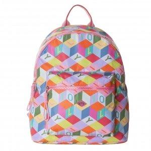 Oilily Color Block Women Backpack multicolor Damestas