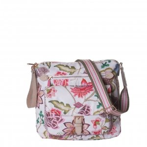 Oilily Royal Sits M Shoulder Bag oatmeal Damestas