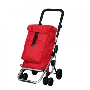 Playmarket Go Up Boodschappentrolley red Trolley