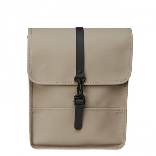 Rains Original Backpack Micro taupe