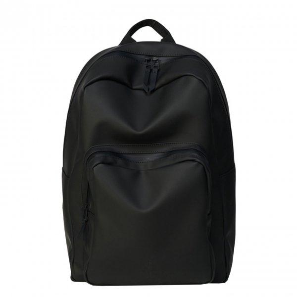 Rains Original Base Bag black Laptoprugzak