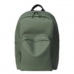 Rains Original Base Bag olive Laptoprugzak