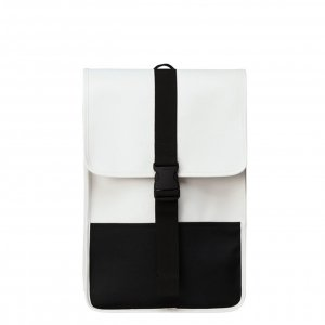 Rains Original Buckle Backpack Mini off white backpack