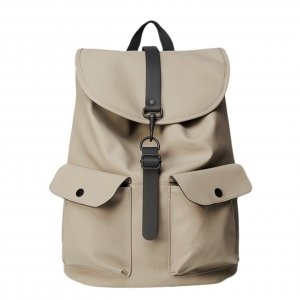 Rains Original Camp Backpack taupe backpack