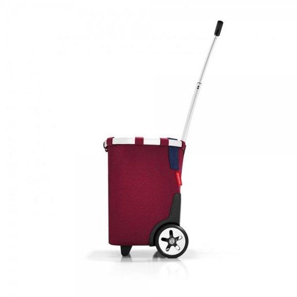 Reisenthel Shopping Carrycruiser dark ruby Trolley van Polyester