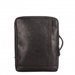 Spikes & Sparrow Backpack Businessbag black backpack