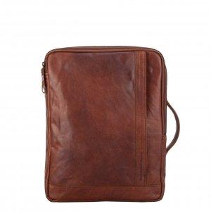 Spikes & Sparrow Backpack Businessbag brandy backpack