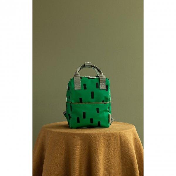Sticky Lemon Sprinkles Special Edition Backpack Small apple green steel blue brassy green backpack van Nylon