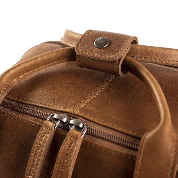 The Chesterfield Brand Belford Rugzak cognac backpack van Leer