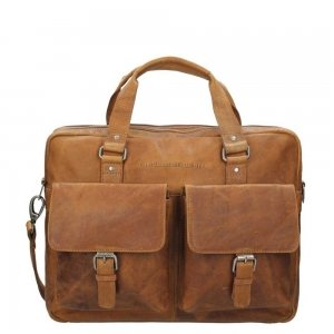 The Chesterfield Brand George Shoulderbag cognac