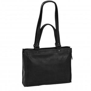 The Chesterfield Brand Lille Shopper black Damestas