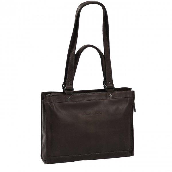 The Chesterfield Brand Lille Shopper brown Damestas