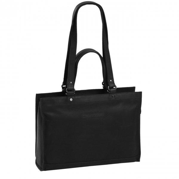 The Chesterfield Brand Lima Shopper black Damestas