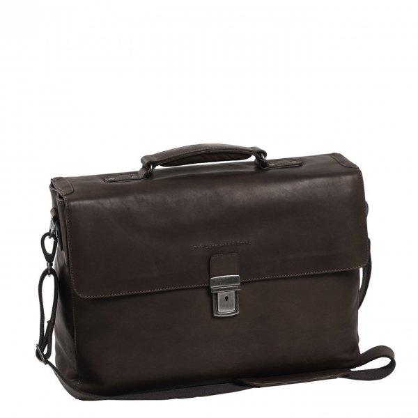 The Chesterfield Brand Linz Businesstas brown